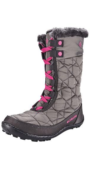 Columbia Minx II Boots Youth WP Omni-HEAT shale/glamour